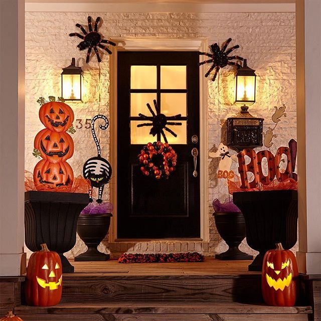 Because your #Halloweendecor is frightfully festive #AtHomeFinds
