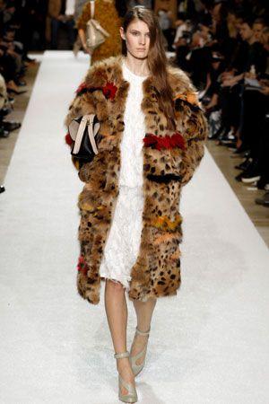 Fall Trend: Fur Designer: Chloe