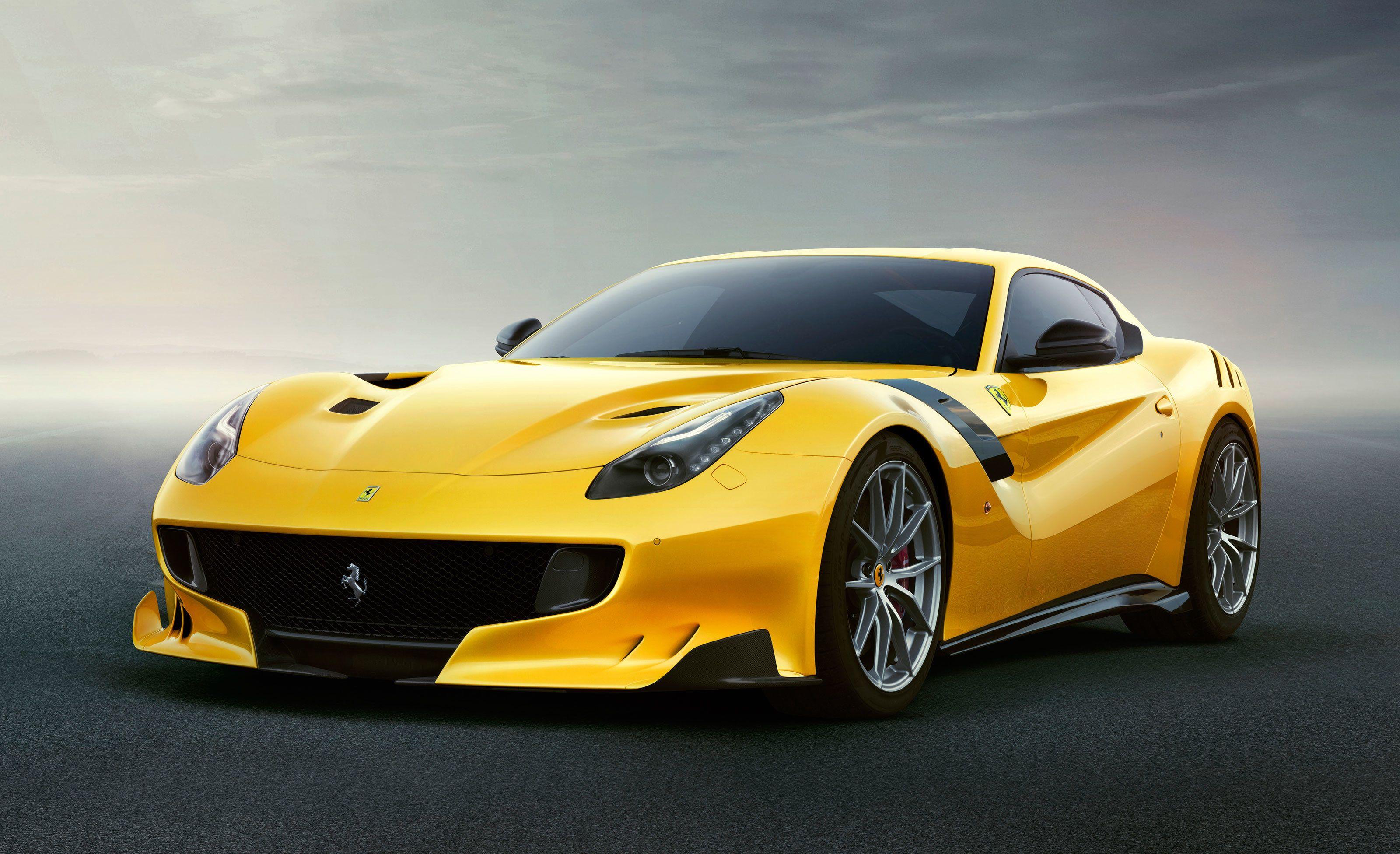 Ferrari Unveils A Limited Edition F12 Tdf The Next Line Of F12 Berlinetta Models Ferrari F12 Tdf Ferrari F12berlinetta Best Luxury Sports Car