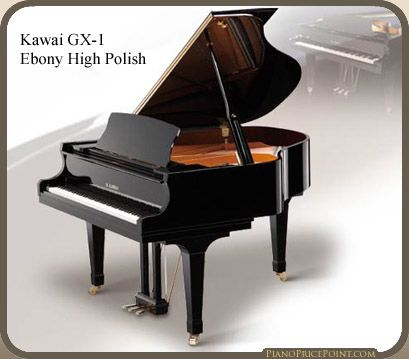 Kawai GX1 Grand Piano | Piano Brands & Models | Piano prices