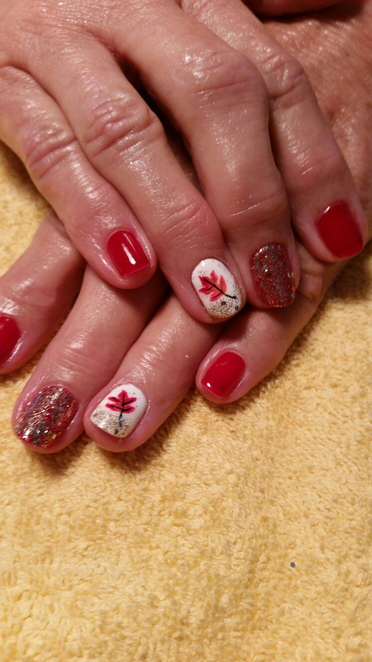Brick Haven Spa Brickhavenspa Nail Art Shellac Nails Nail Art