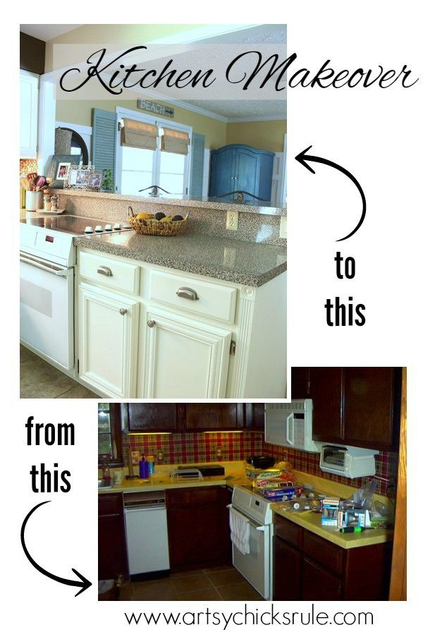 Major Kitchen Remodel (Before & After   Bloggers\' Best DIY Ideas ...
