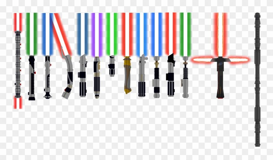 Download Hd Star Wars Lightsaber Png Clipart And Use The Free Clipart For Your Creative Project Star Wars Light Saber Lightsaber Clip Art
