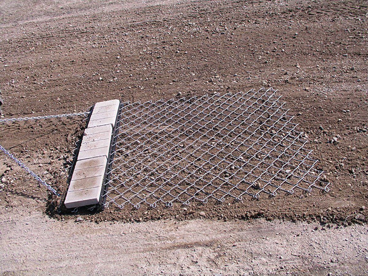 Yard Tuff Dh 045 Drag Harrow 4 Feet X 5 Feet Garden Tool Set