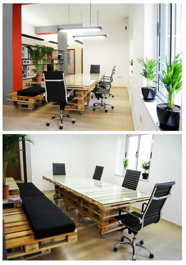diy m bel aus europaletten 101 bastelideen f r. Black Bedroom Furniture Sets. Home Design Ideas