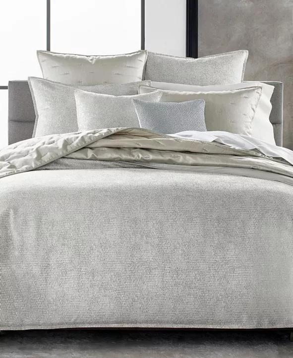 Hotel Collection Tesselate Bedding Collection Reviews Designer Bedding Bed Bath Macy S Hotel Collection Bedding Hotel Collection Bedding Collections