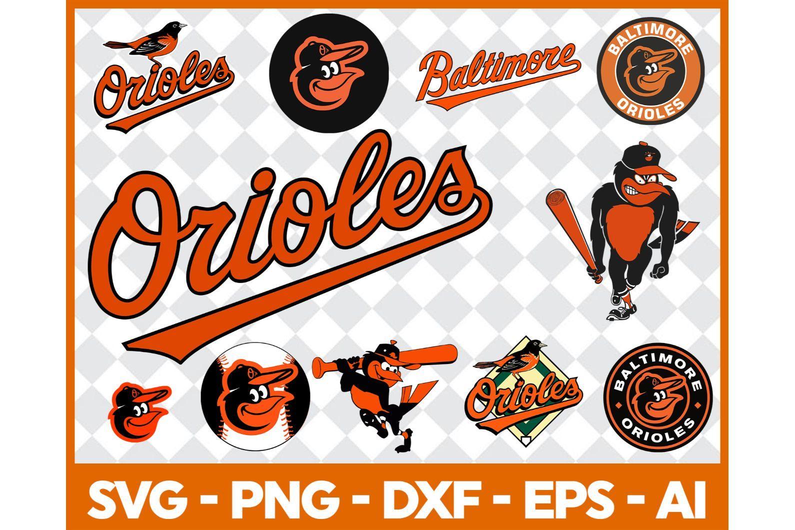 Baltimore Orioles Mlb Svg Baseball Svg File Baseball Logo Mlb Fabric Mlb Baseball Mlb Svg Basebal Baseball Svg Baltimore Orioles Baseball Orioles Baseball