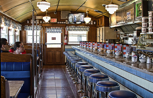Small Town Diner Mood Board Diner Decor American