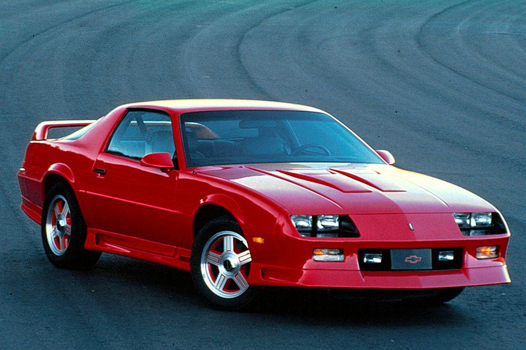 1990-92 Chevrolet Camaro   Consumer Guide Auto