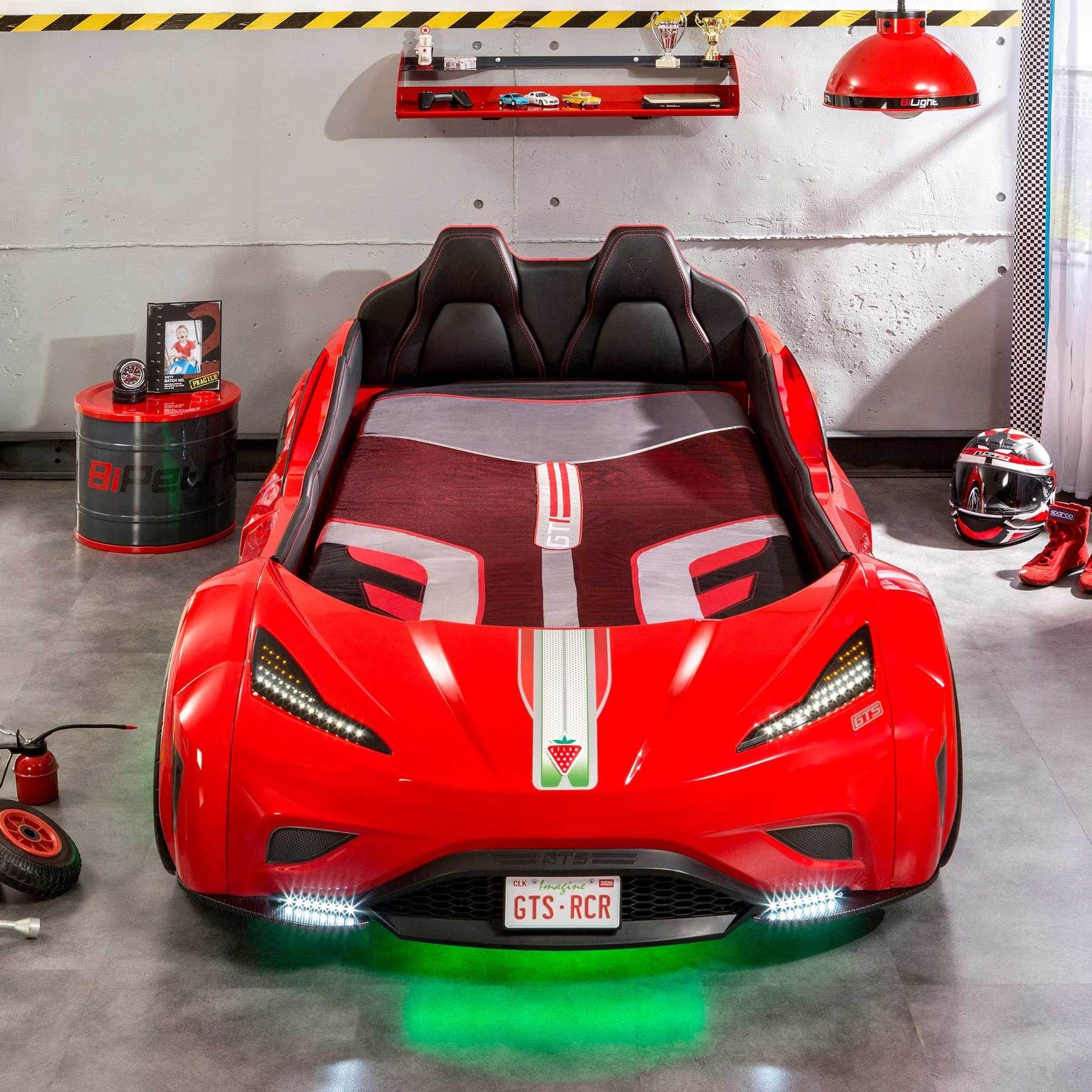 Racing Car Beds Race car bed, Twin car bed, Car bed