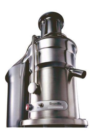 Breville 800JEXL Juice Fountain Elite 1000-Watt Juicer Extractor