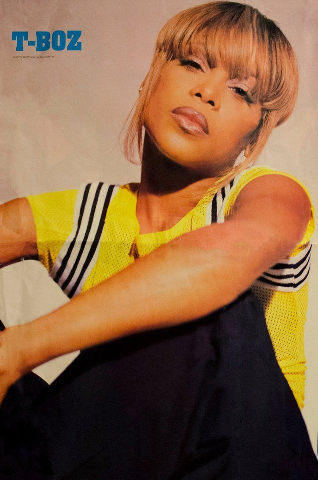 Tionne Tenese Watkins Better Known By Her Stage Name T Boz Born