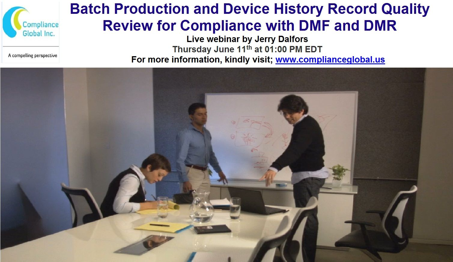 Batch Production and Device History Record Quality Review
