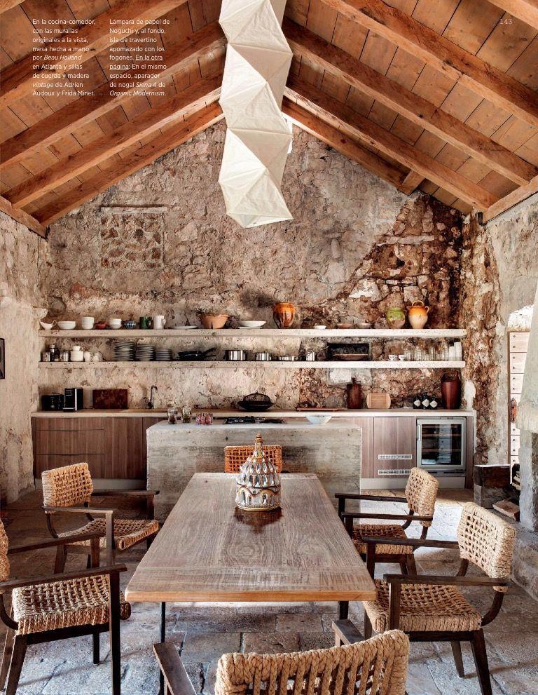 Pin de Erica Bercovitch en Inside | Pinterest | Casas de campo, De ...