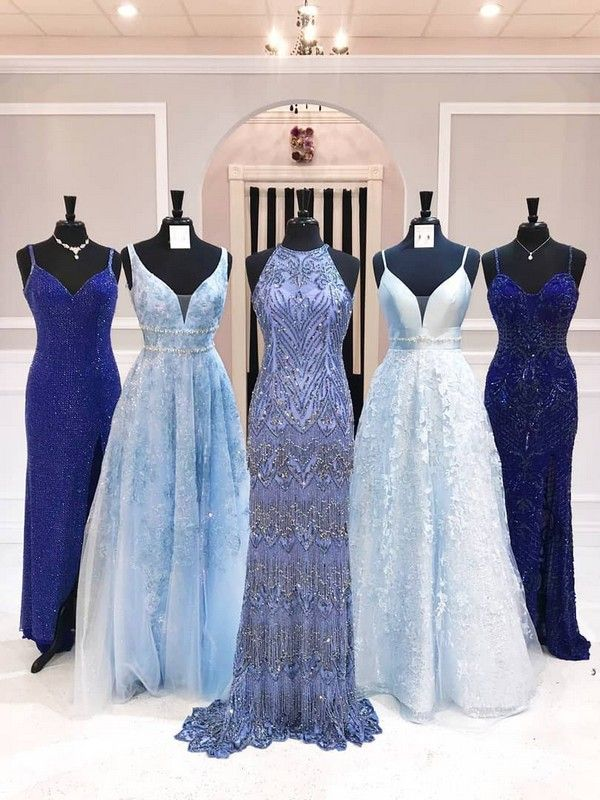 5 Prom Dresses Shops We Love on Instagram #elbiseler