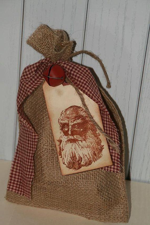 Primitive Christmas Craft Ideas Part - 44: Find This Pin And More On Christmas Craft Ideas By Primpolkadots.