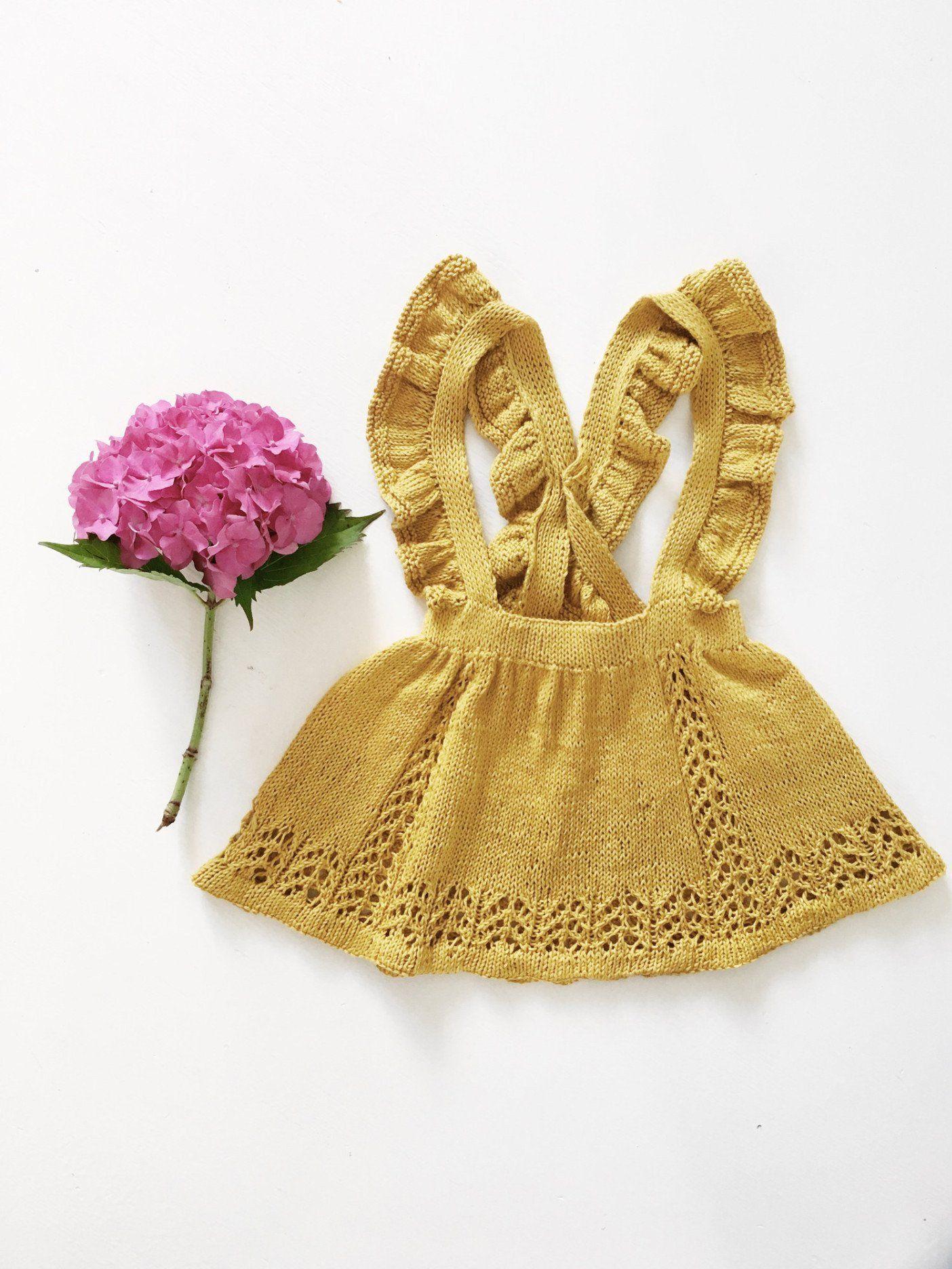 Annes ruffle skirt knitting pattern | Baby Knits | Pinterest | Skirt ...