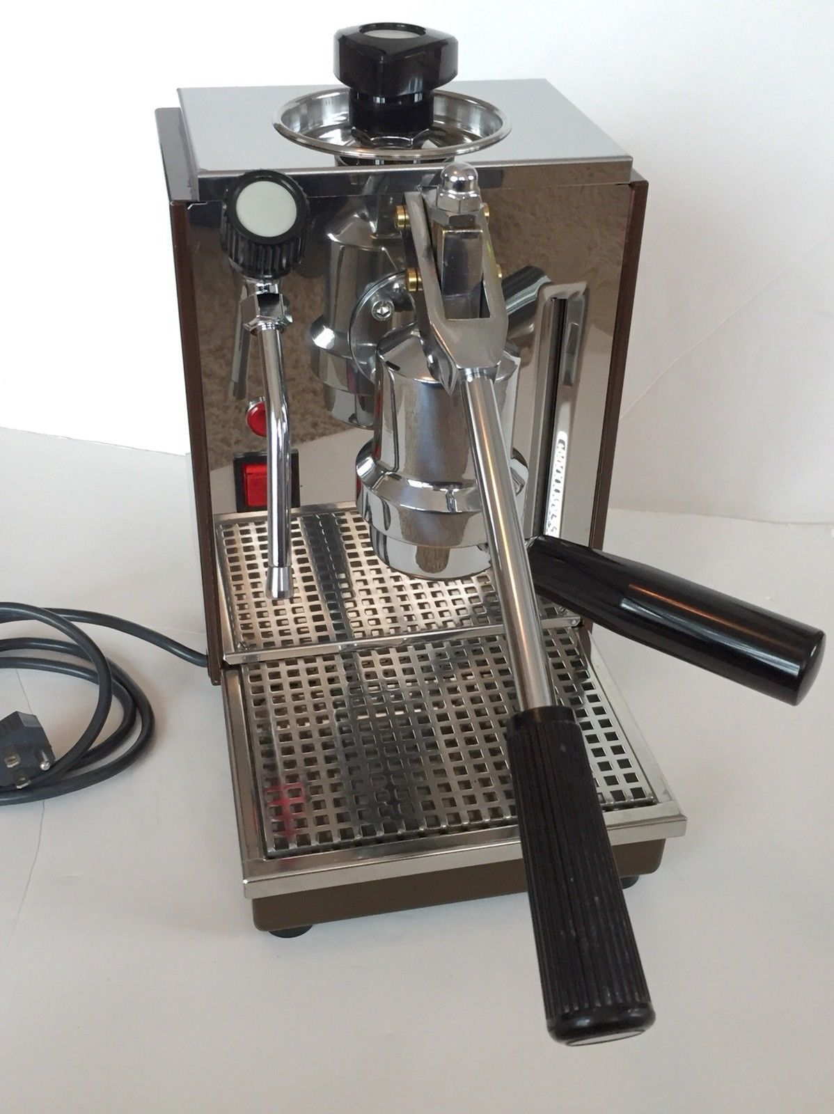 Olympia Express Cremina Vintage Lever Espresso Machine Clean Rebuilt Upgrades Espresso Coffee Machine Espresso Machines Espresso Machine