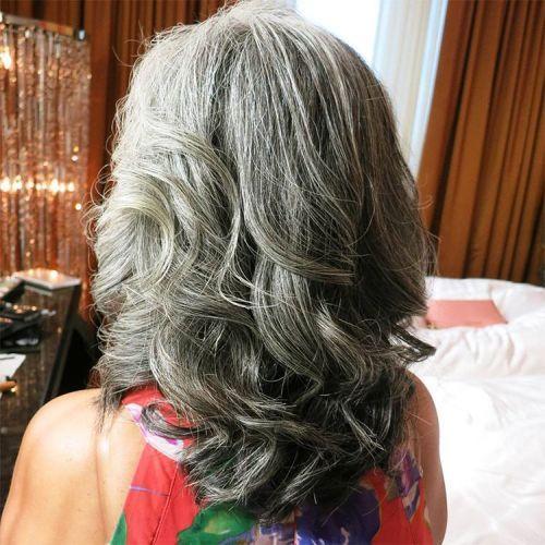 60 Gorgeous Gray Hair Styles In 2019 Grey Hair Grey