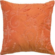 Floral Pillow 18 x 18 $42.99 Rizzy Home