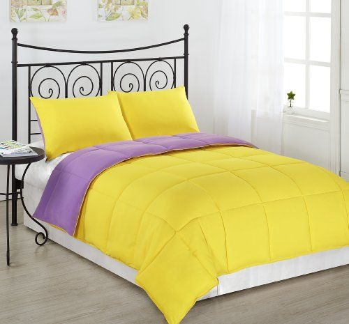 Yellow Bedding Sets Bright And Sunny Bedroom Decor Purple Bedding Yellow Bedding Yellow Bedding Sets
