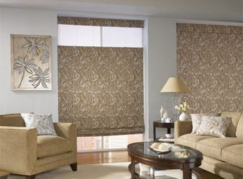 bali blinds custom tailored roman shades with top downbottom up option