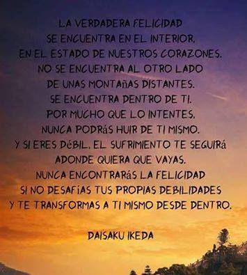 Frase De Daisaku Ikeda Frases Budistas Frases