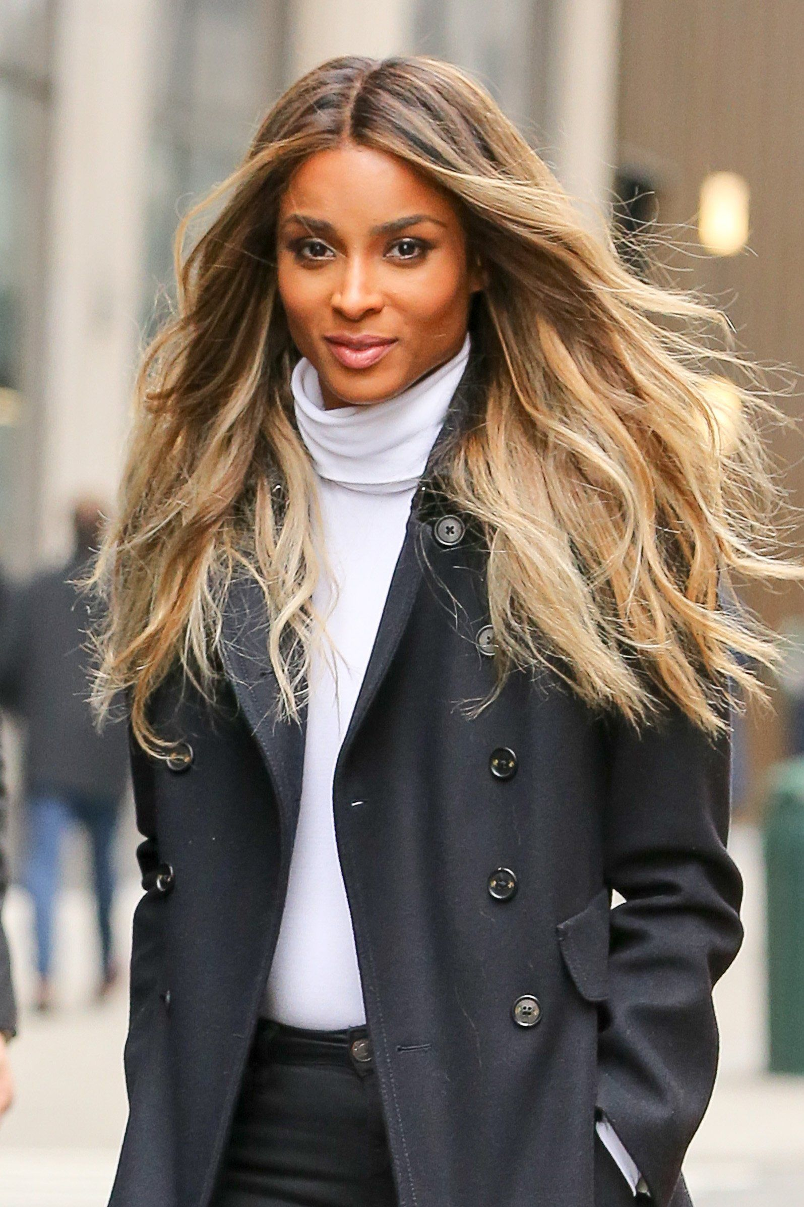 Ciara Hairstyles Thinking Of Going Back Blonde  Hair  Pinterest  February 11 Hair