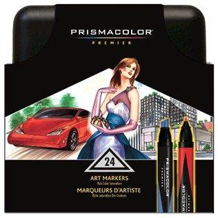 Prismacolor Marker 24 Piece Set Shop Hobby Lobby