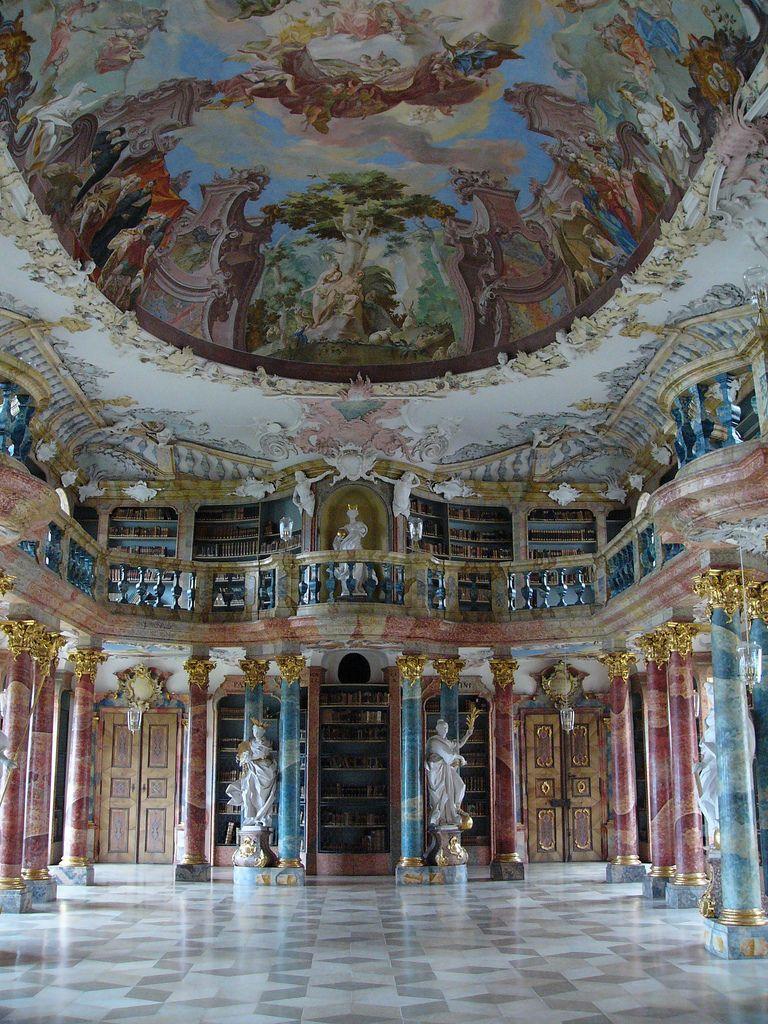 https://flic.kr/p/G3jQi | Kloster Wiblingen