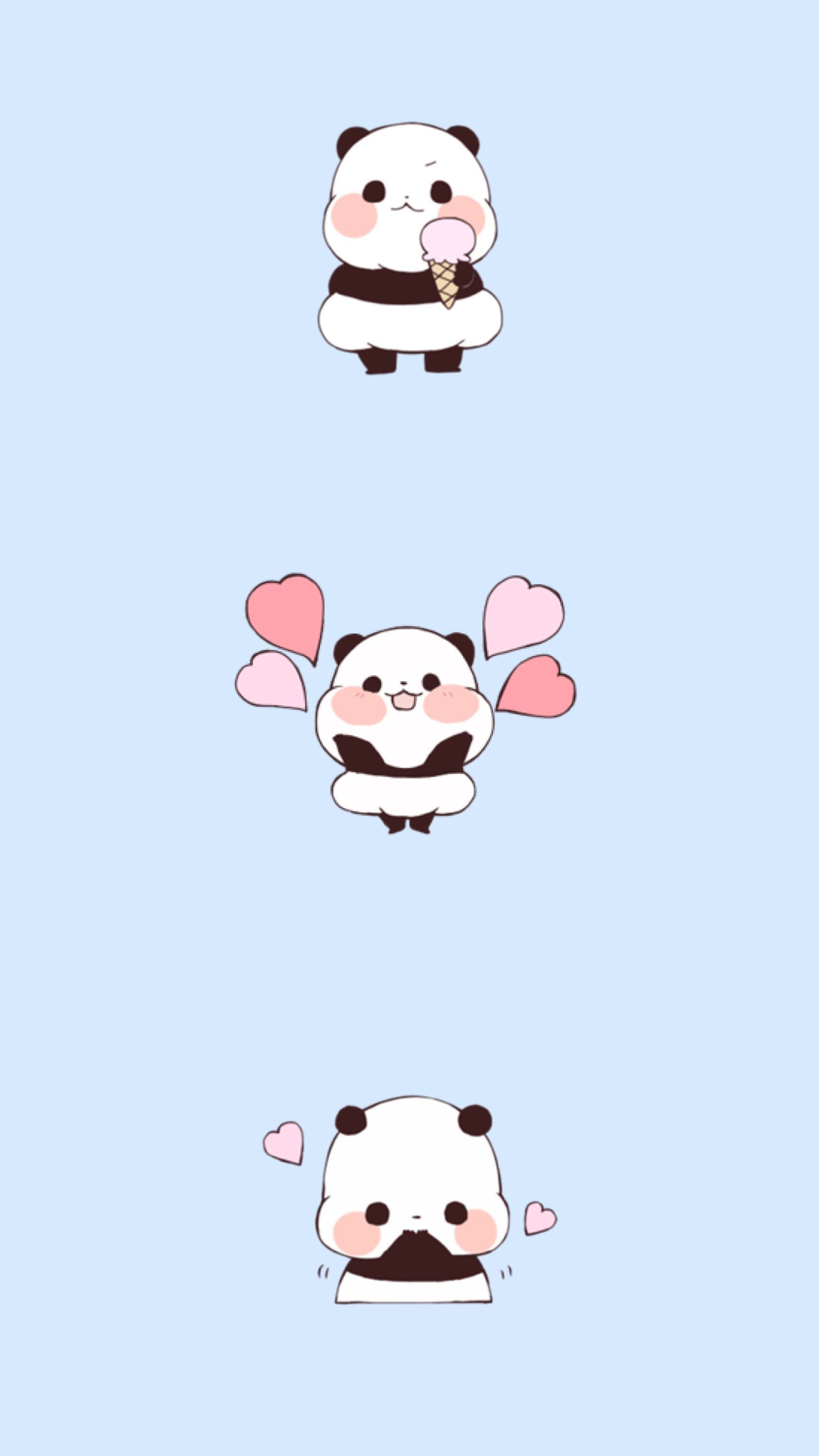 We Bare Bears Wallpaper Hd In 2020 Cute Panda Wallpaper Cute Cartoon Wallpapers Panda Wallpapers