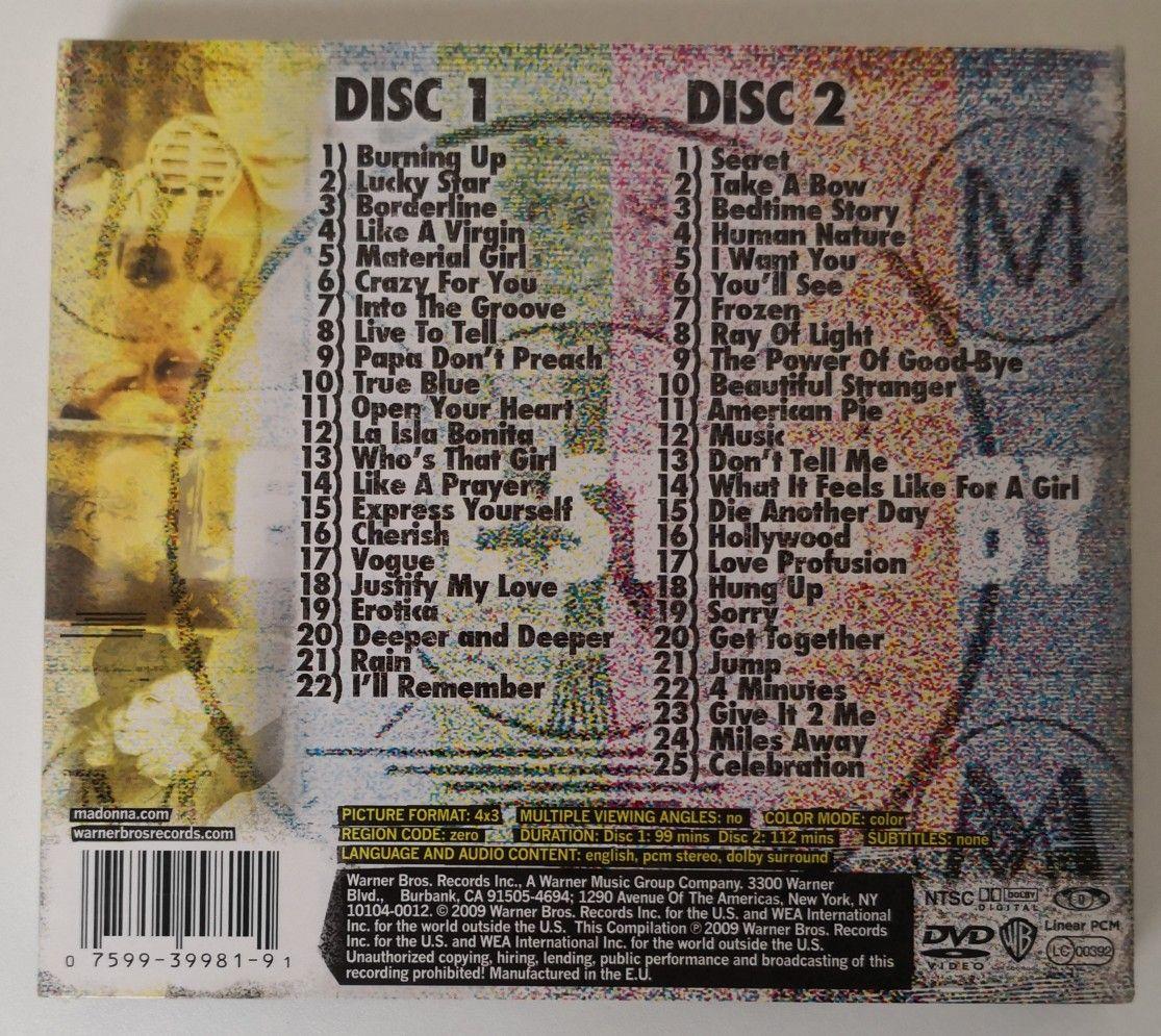 Pin Van Madonnafannl Op Discography In 2020