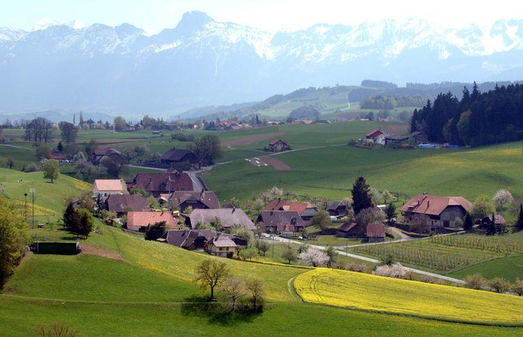 Nearby to Bern, Switzerland