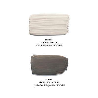 pick the right exterior paint colors house ideas pinterest peinture fa ade palette et couleur. Black Bedroom Furniture Sets. Home Design Ideas