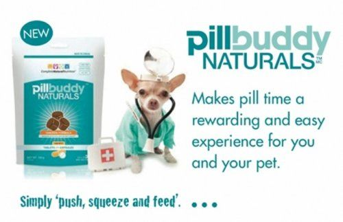 Complete Natural Nutrition Pill Buddy Naturals Pet Lovers Ads