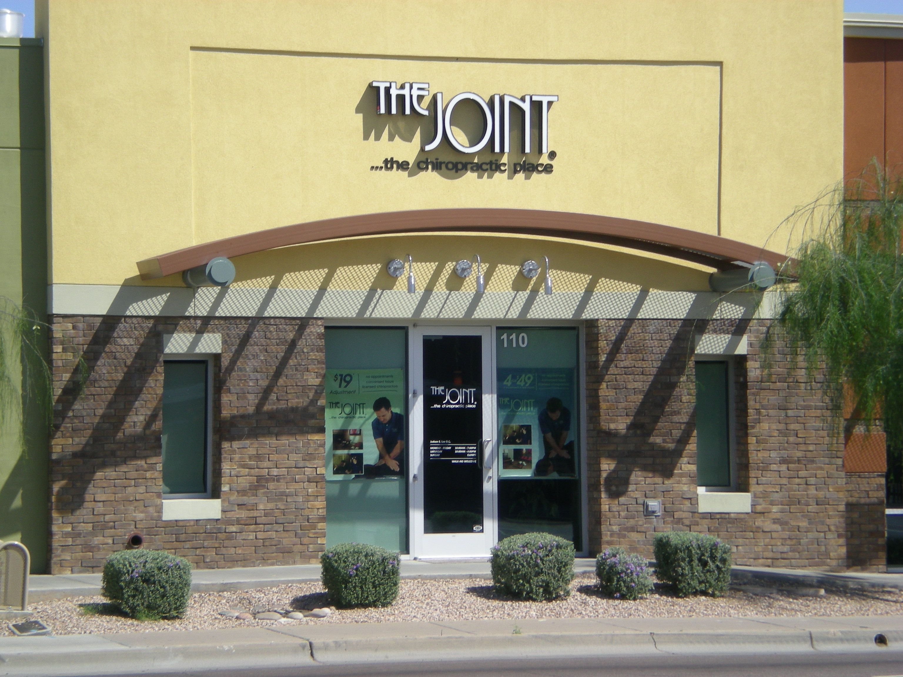The Joint 7Th & Mcdowell Front Store Httpwwwthejointcom