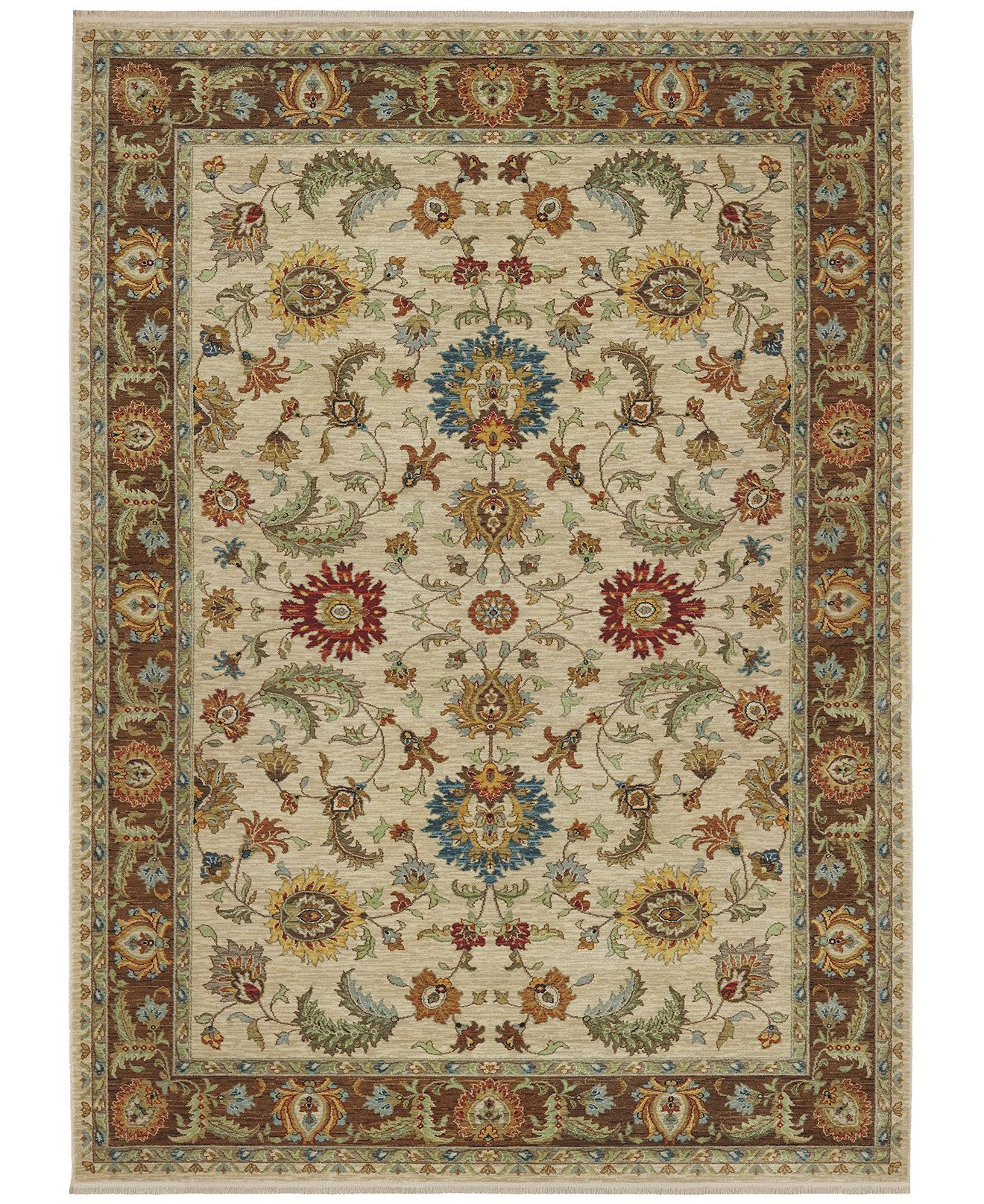 Karastan Sovereign Anastasia 10 X 14 Area Rug Rugs Rugs Macy S Karastan Rugs Rugs On Carpet Hallway Carpet Runners