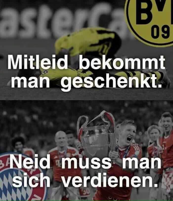 football sprüche Mitleid und Neid | bayern munchen | Bayern, Germany football, Soccer football sprüche