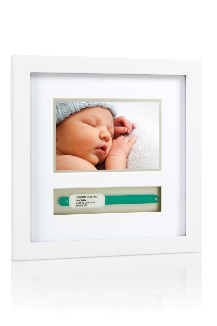 Bilderrahmen für Neugeborenen Namensband   Foto - Idee   Pinterest ...
