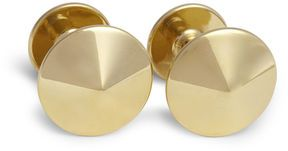 Alice Made This Thomas 24-Karat Gold-Plated Brass Cufflinks on shopstyle.com