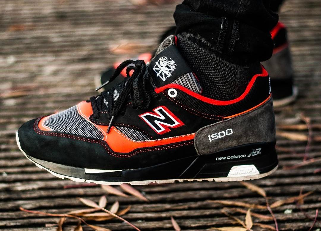 Crooked Tongues x New Balance 1500 Black Beard 2006 (by