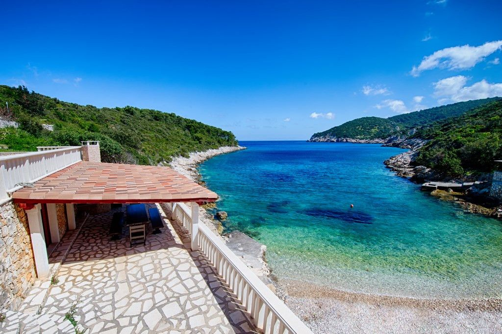 Luxury Beach House Island Vis Beach
