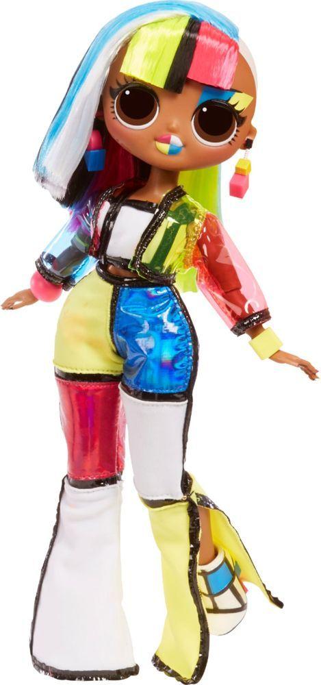 L O L Surprise O M G Lights Series Shapes Doll 565178 Best Buy Fashion Dolls Lol Dolls Lol