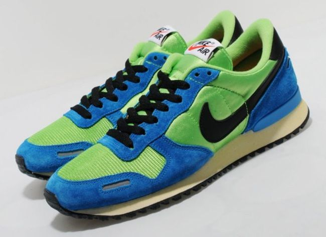 new styles ded45 1d69d Nike BRS Pack  Air Vortex VNTG   Action Green   Cyan Blue