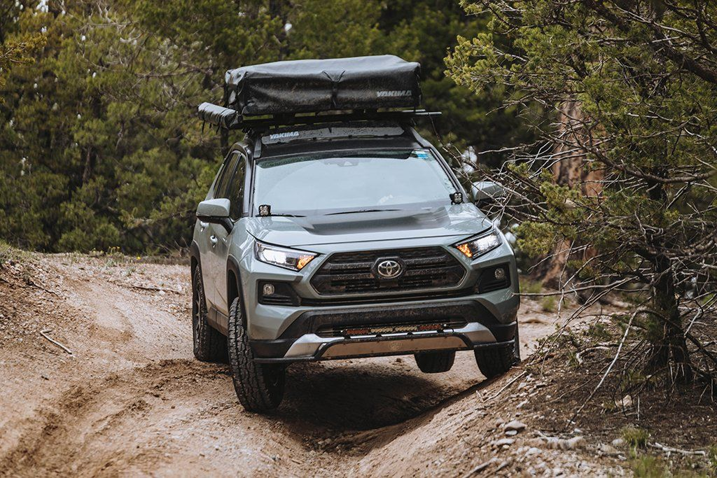 2019 Toyota RAV4 Adventure Radventure Toyota, Lifted