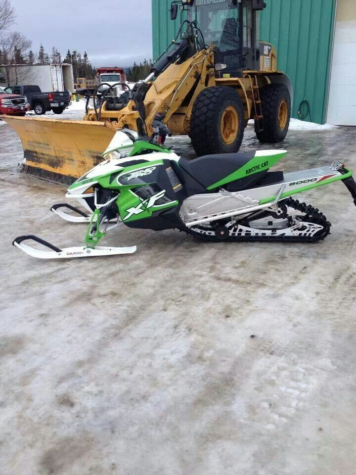 Pin by Ethan Croft on arctic cat snowmobiles Snowmobile