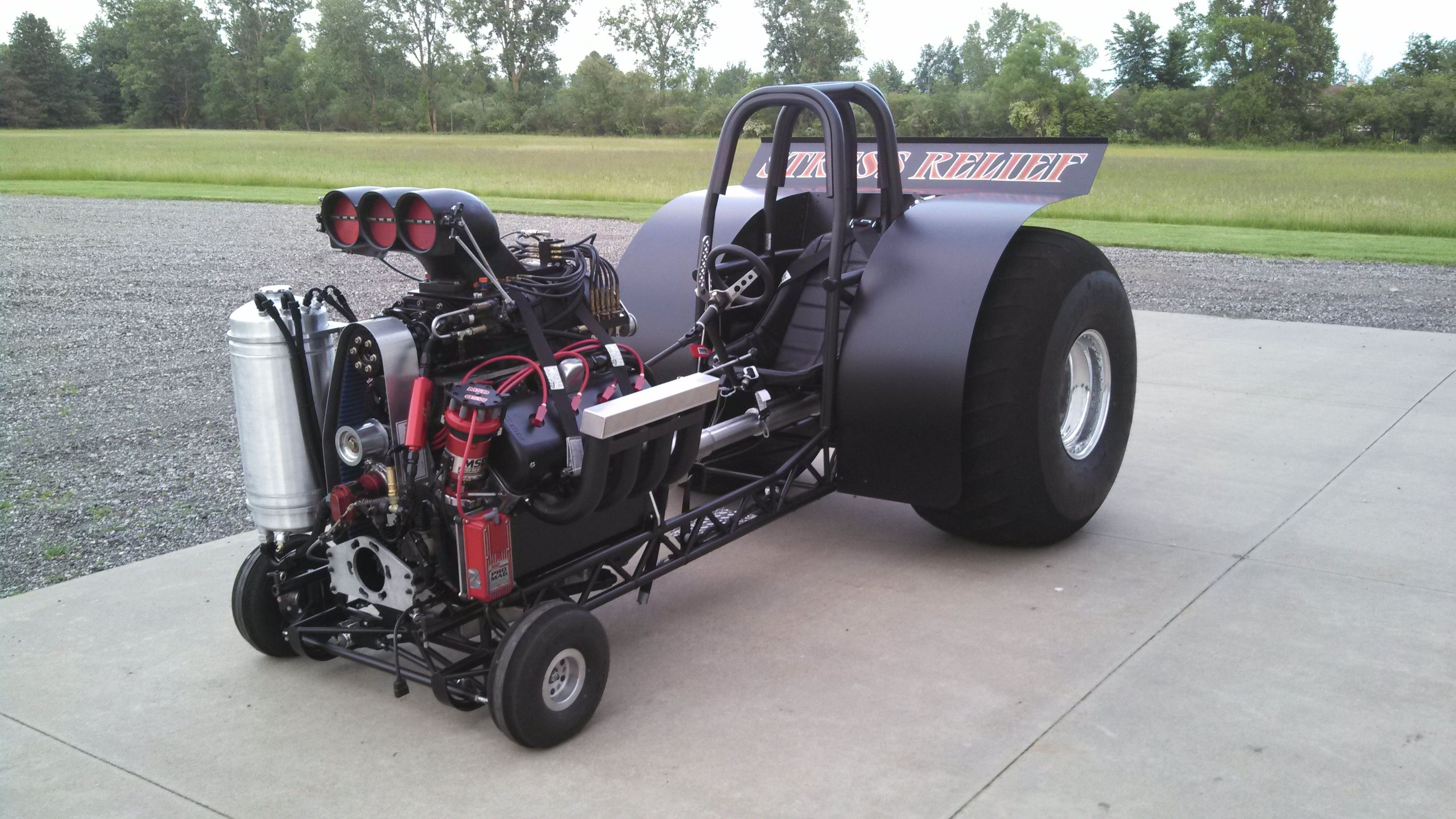 Todd Bultman / Stress Relief / Modified Mini | pullers