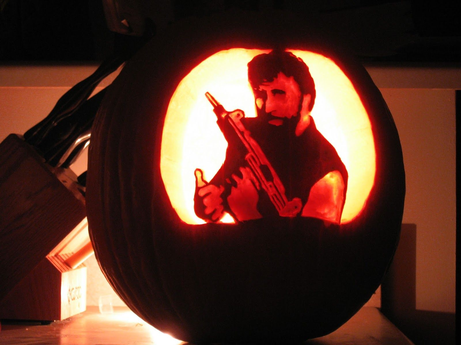 Impress Your Neighborhood With Cool Pumpkin Carving Ideas! Part 52