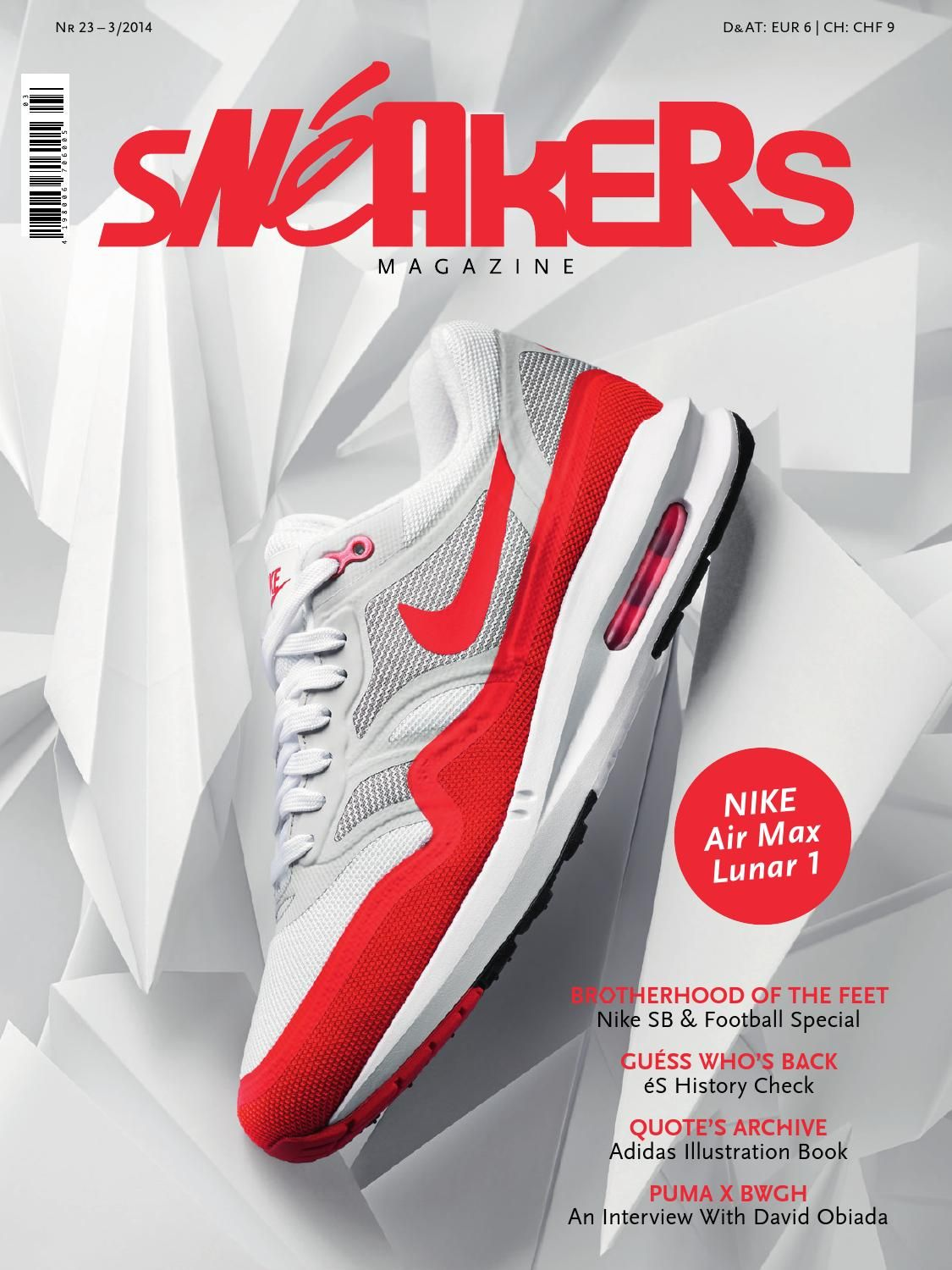 newest 115c0 f8bd5 ... An interview with founder David Obiada - Air Max Lunar 1 Cover Story -  Quote s Archive - éS History Check - Nike SB   Football Special ... and  much more