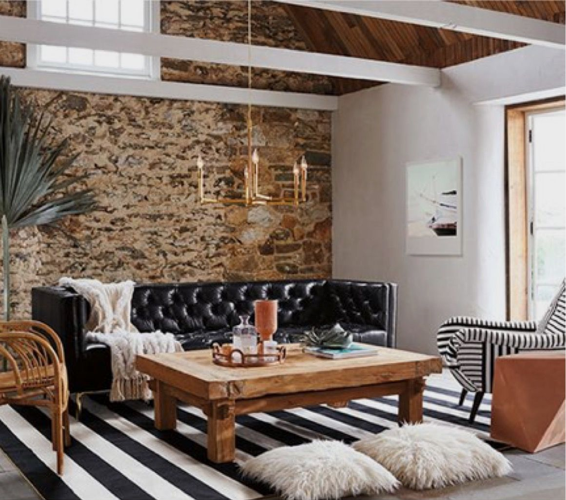 Rustic Luxe | Anthropologie